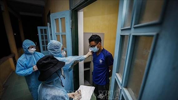 10月22日越南新增3例境外输入性新冠肺炎确诊病例