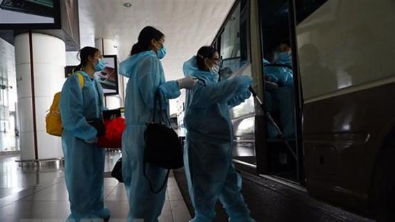 新冠肺炎疫情:越南新增4例境外输入确诊病例