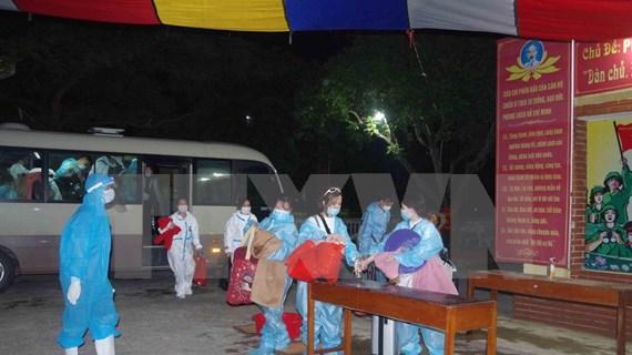 越南新增7例境外输入新冠肺炎确诊病例