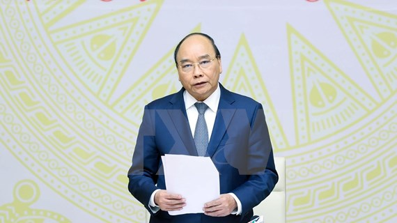 阮春福:积极提出政策建议为发展注入新动力