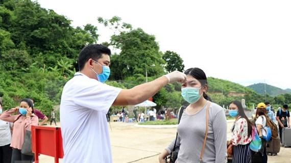 卫生部长:扎实做好社区疫情防控应急准备工作 全力全民打击非法入境专项行动