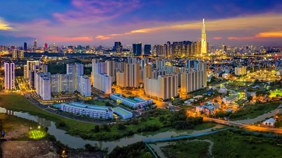 胡志明市跻身亚太地区最具投资吸引力的城市榜单