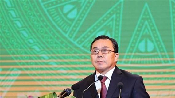 老挝驻越大使高度评价越共十三大的筹备工作