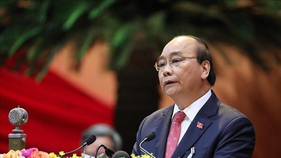 阮春福:努力实现把越南建设成为繁荣富强的国家的渴望