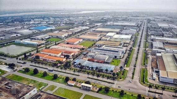 越南三个工业区基础设施投建主张获批