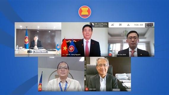 东盟秘书长高度评价越南在担任2020年东盟轮值主席国期间取得的成功
