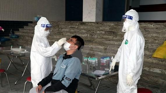3月2日下午越南无新增新冠肺炎确诊病例 新增6例治愈病例