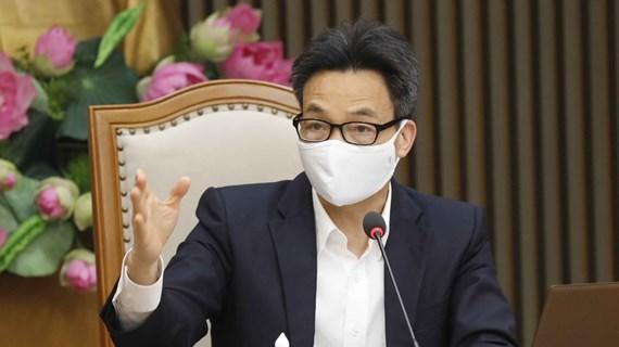 新冠肺炎疫情:越南力争把握国产疫苗供应保障主动权
