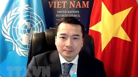越南与联合国安理会:通过有关利比亚局势的两份决议并就防止大规模杀伤性武器进行讨论