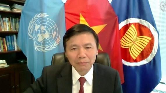 越南与联合国安理会:越南主持召开有关索马里的选举和安全进程的视频会议