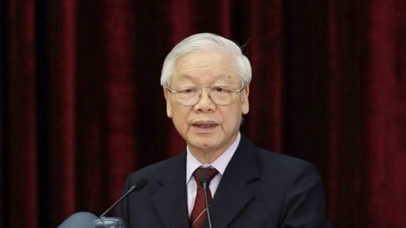 越共中央总书记阮富仲:社会主义理论与实践若干问题和越南走向社会主义的道路