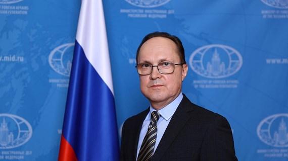 俄罗斯与越南的合作前景广阔