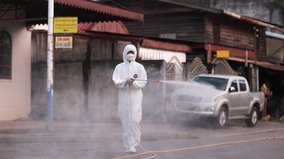 老挝报告多例新冠肺炎确诊病例