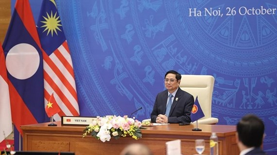 范明政总理:东盟须在影响该地区的一切问题上保持高度责任感和积极主动态度