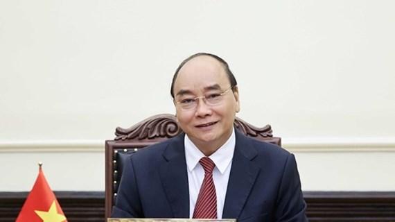 越南国家主席阮春福将出席联合国与非盟合作高级别公开辩论会