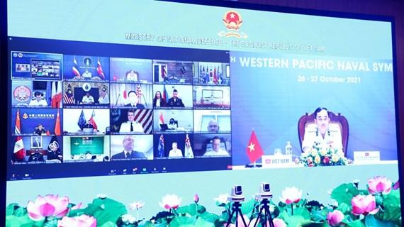 越南出席第17届西太平洋海军论坛
