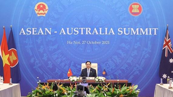 范明政希望澳大利亚继续支持东盟在维护东海和平稳定、航行与飞越安全和自由中所作出的努力
