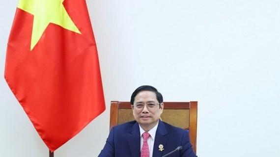 越南政府总理范明政将出席COP26大会,对英国进行工作访问,对法国进行正式访问