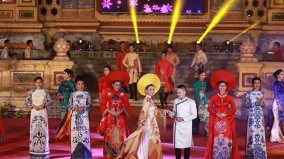 组图:2021年奥黛周:推崇越南奥黛价值