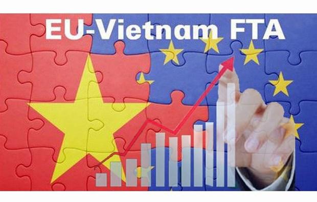 EVFTA协定:助力出口增长 hinh anh 1