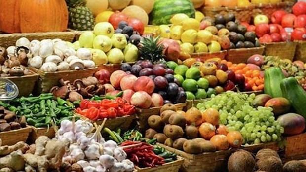 越南出口农产品的新地位 hinh anh 1