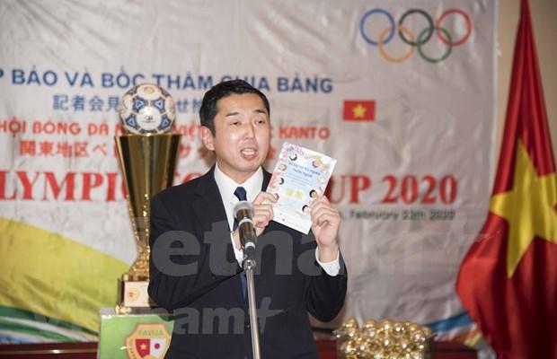64支足球队参加2020年东京杯旅居日本越南人足球大会 hinh anh 2