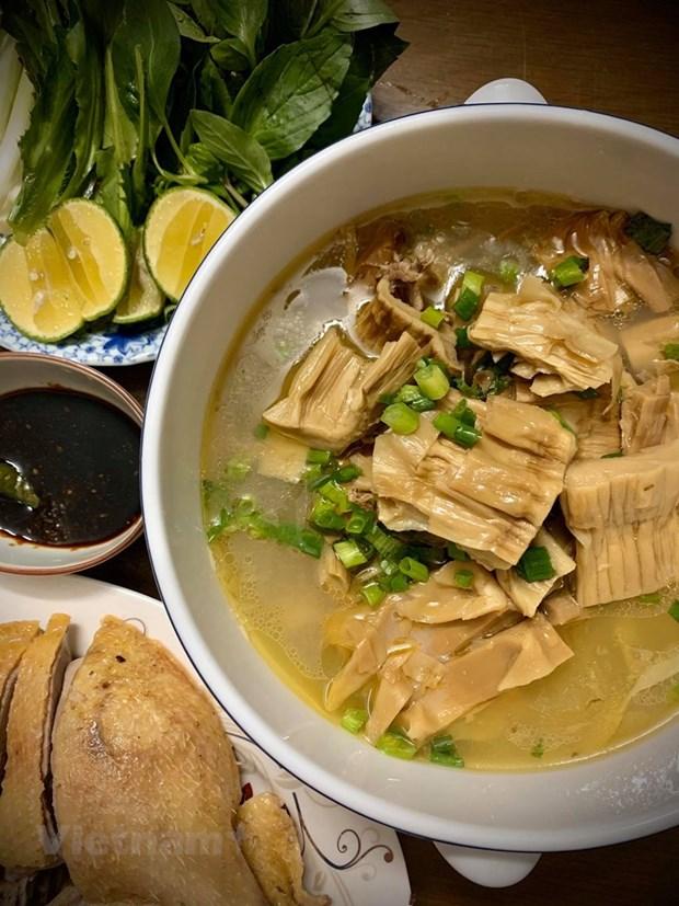 组图:越南的鹅肉米粉 hinh anh 5