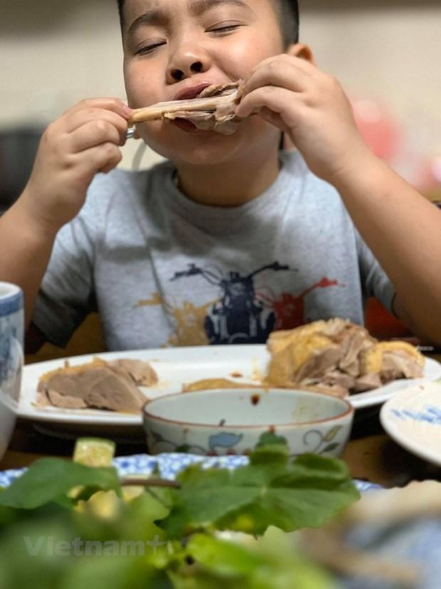 组图:越南的鹅肉米粉 hinh anh 7