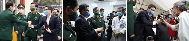 """新冠疫苗—助力人类长期且有效防控疫情的""""武器"""":越南的新冠疫苗研发神速(一) hinh anh 5"""