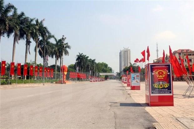 国会和人民议会换届选举:竞选活动通过安全且灵活的方式依法进行 hinh anh 5
