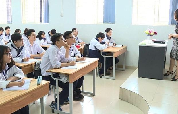 越南教育部副部长就越南教育的展望分享意见 hinh anh 1