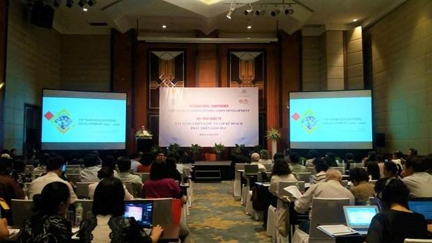 越南教育部副部长就越南教育的展望分享意见 hinh anh 3