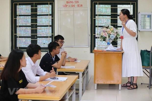 越南教育部副部长就越南教育的展望分享意见 hinh anh 4