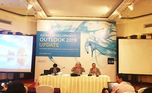 亚洲开发银行预测2019年越南经济增长率达6.8% hinh anh 2