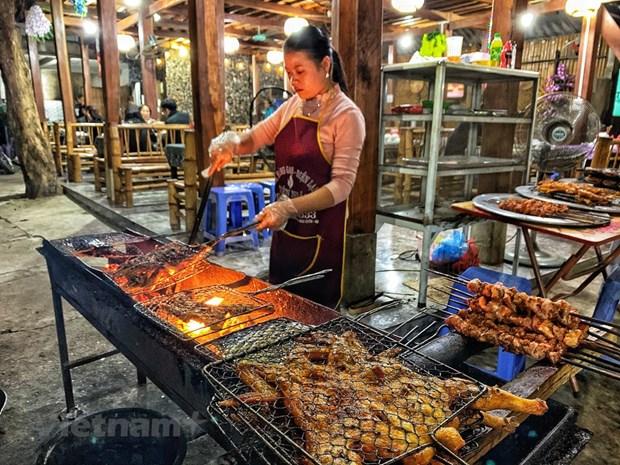 组图:和平省梅州县乐村游客到访量呈回升态势 hinh anh 14