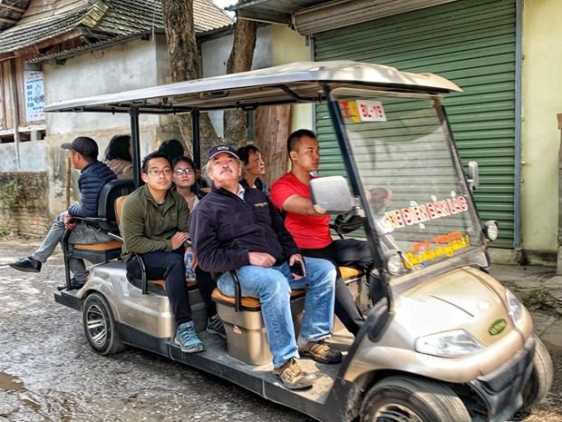 组图:和平省梅州县乐村游客到访量呈回升态势 hinh anh 7