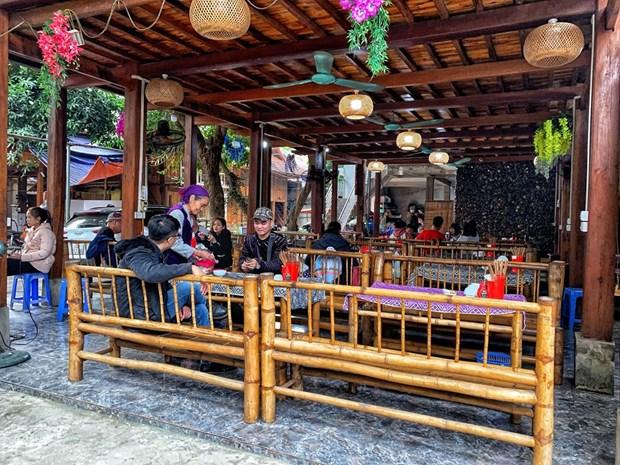 组图:和平省梅州县乐村游客到访量呈回升态势 hinh anh 9