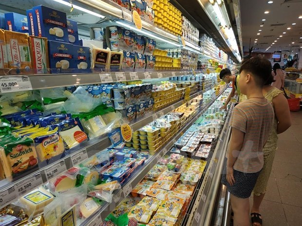 今年前9月越南CPI增长2.5% 创下3年来最低水平 hinh anh 1