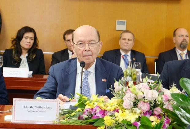 越南与美国加强贸易往来和投资合作 hinh anh 2