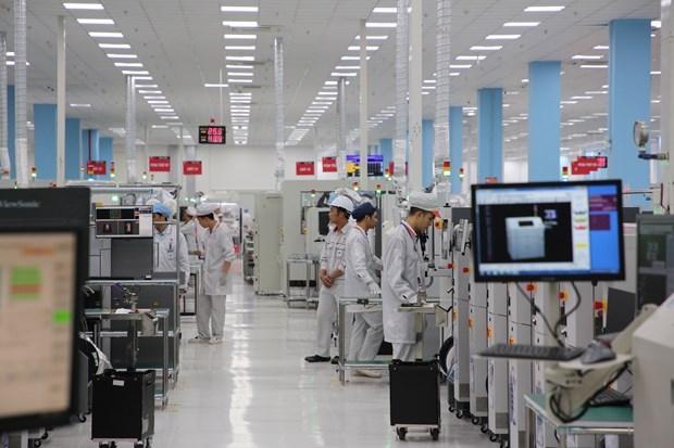 和乐高科技园区成功招商90个投资项目 投资总额近86万亿越盾 hinh anh 1