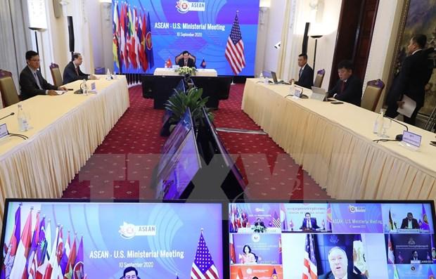 ASEAN 2020: 美国推出对东盟的多项合作与援助计划 hinh anh 1