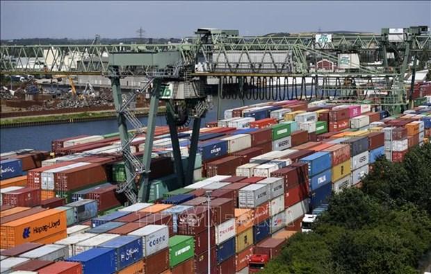 2020年前9月越南商品出口额增长4.2% hinh anh 1