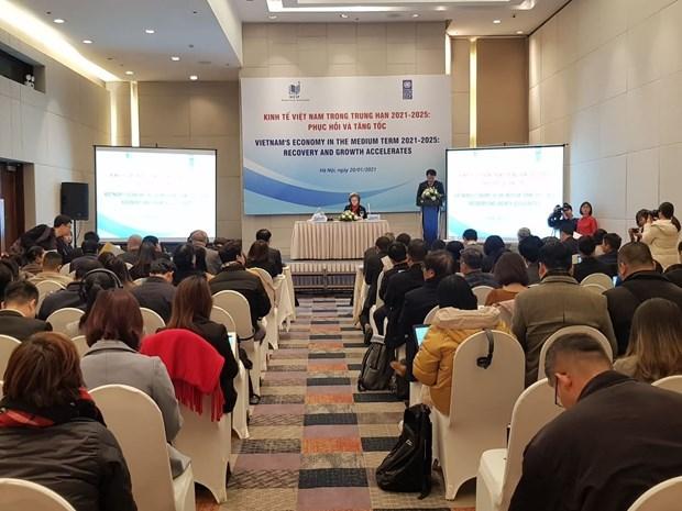 NCIF:预计2020年越南GDP增长率有望达6.72% hinh anh 1