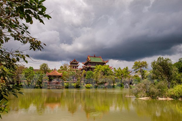 组图:天兴寺——平定省最为壮观的寺庙 hinh anh 1