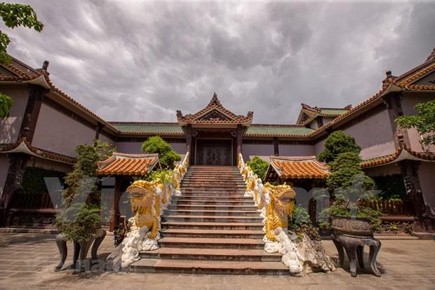 组图:天兴寺——平定省最为壮观的寺庙 hinh anh 10