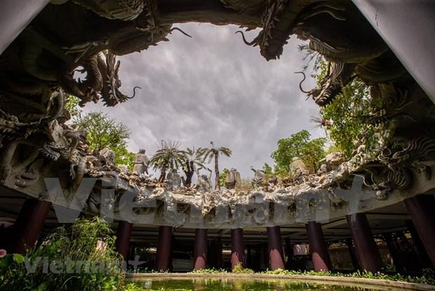 组图:天兴寺——平定省最为壮观的寺庙 hinh anh 12