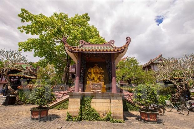 组图:天兴寺——平定省最为壮观的寺庙 hinh anh 13