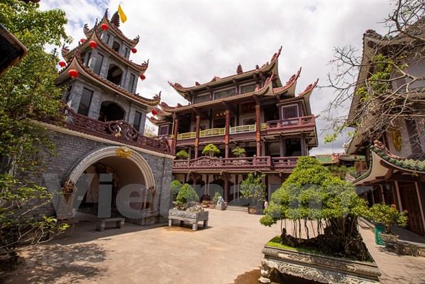 组图:天兴寺——平定省最为壮观的寺庙 hinh anh 14