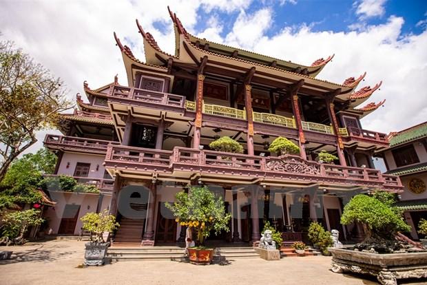 组图:天兴寺——平定省最为壮观的寺庙 hinh anh 15