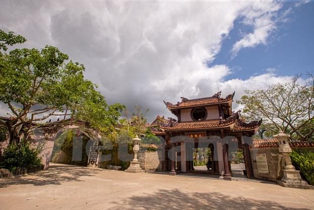 组图:天兴寺——平定省最为壮观的寺庙 hinh anh 2